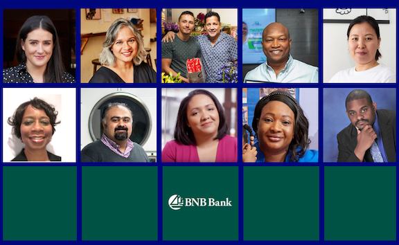 Clients Shine In The BNB Business Pitch Competition